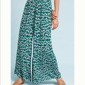 Maeve Wide Leg Butterfly pants 🦋